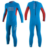 Oneill wetsuit - bright blue full