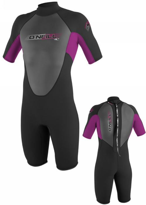 O'Neill wet suits - fox pink