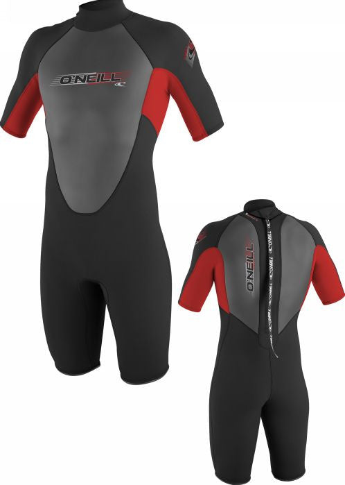 O'Neill wet suits - red/black
