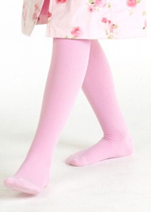 Country Kids tights - pale pink