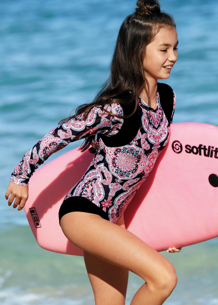 Seafolly UV sunsuit - mystic