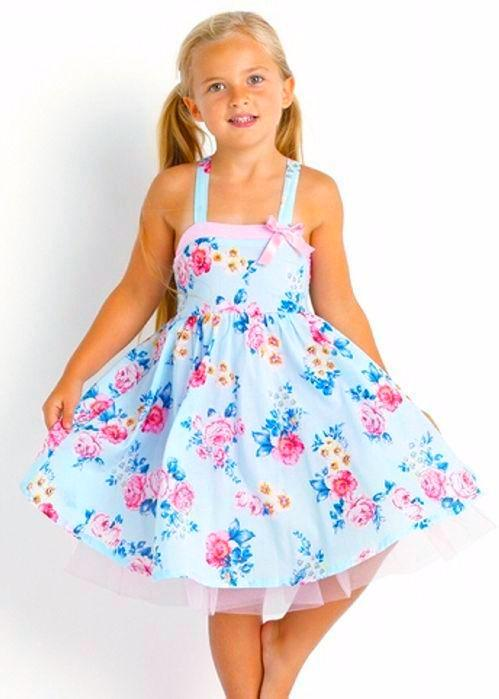 Seafolly girls dresses - rococco rose