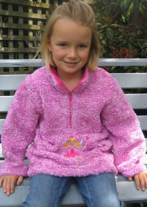 Seesaw fleece tops - fairy