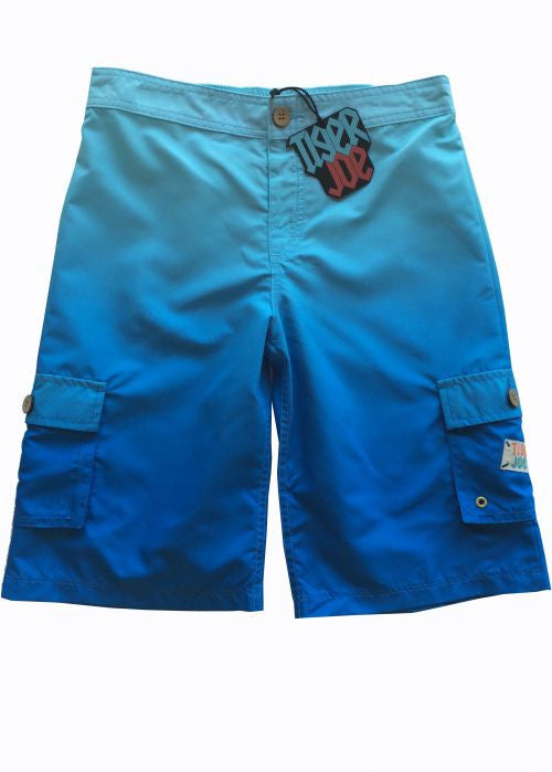 Tiger Joe boys swimshorts - blue haze