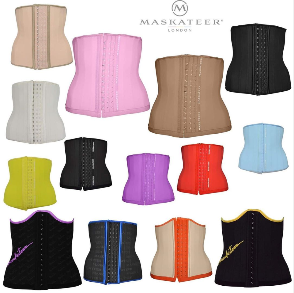 Maskateer - The Queen of shape wear is here