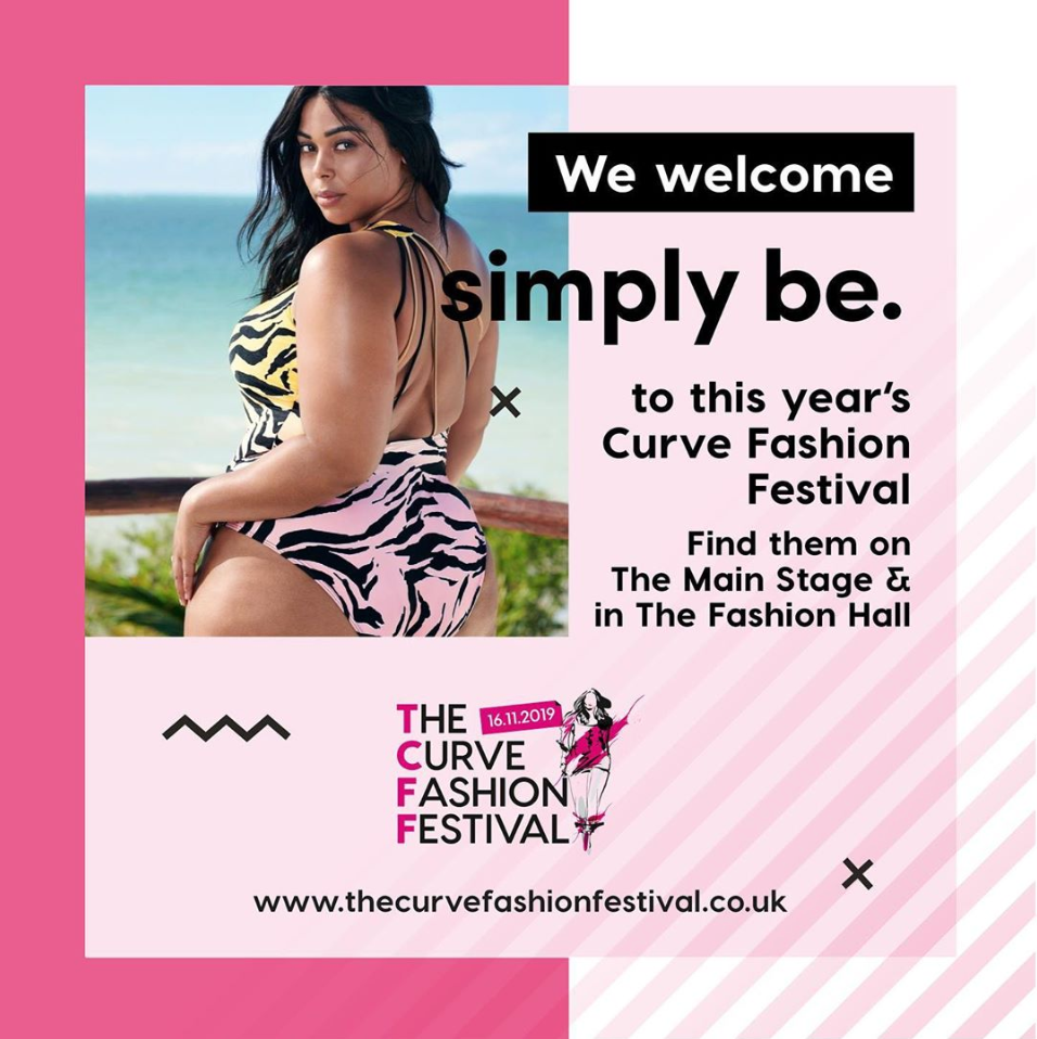 We're Welcoming Simply Be to TCFF19