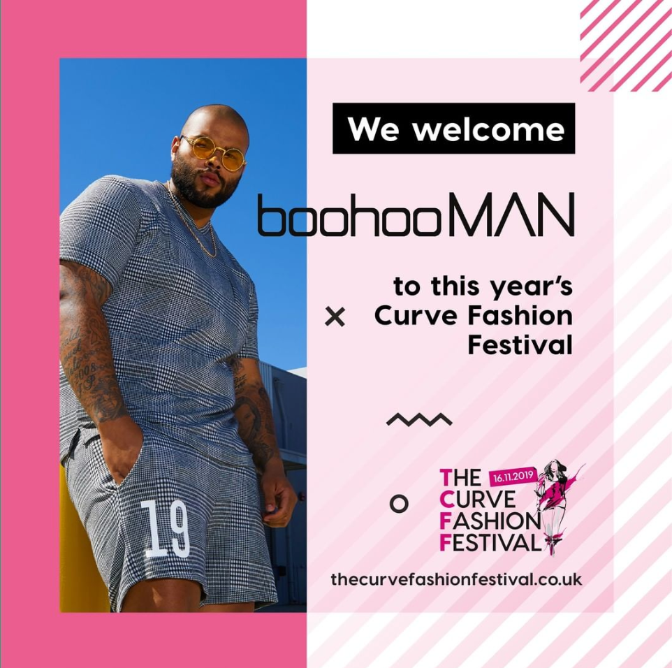 BoohooMAN Join #TCFF19 Fashion Hall Lineup!