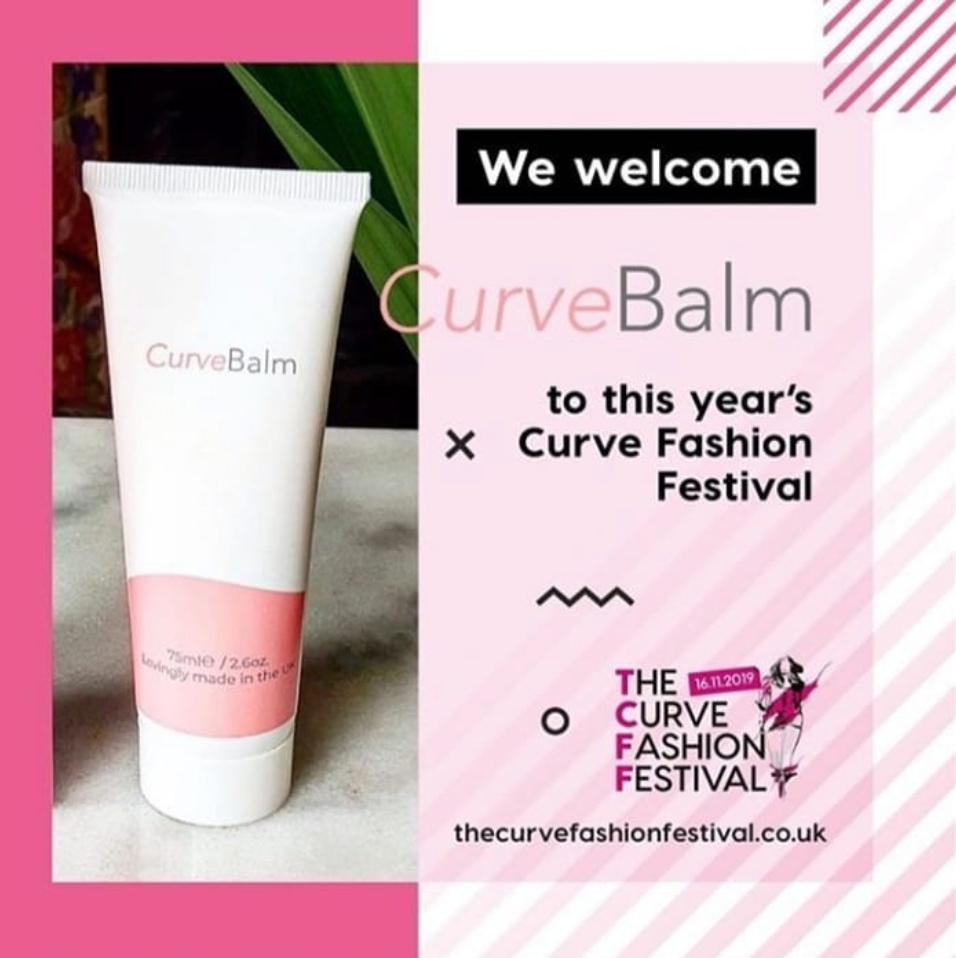 Let's Welcome Curve Balm to TCFF 2019