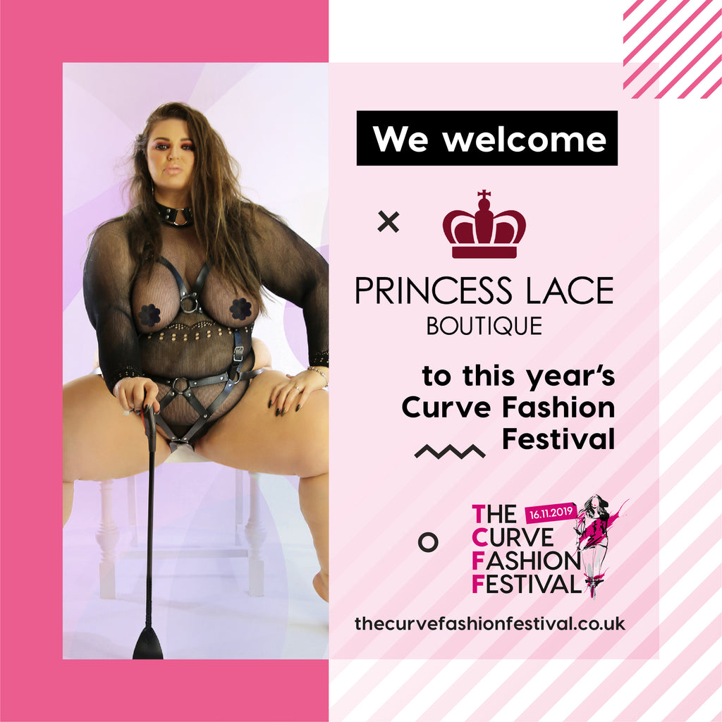 Princess Lace Boutique is the plus-size lingerie brand we've all been waiting for!