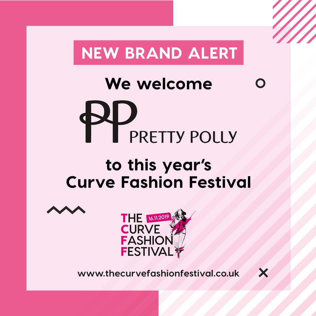 Pretty Polly are walking into TCFF19!