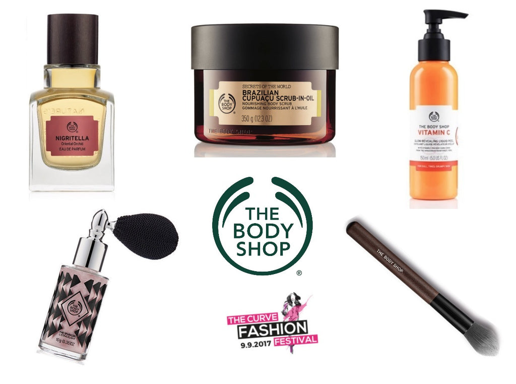 The Body Shop - Get Summer Skin Ready
