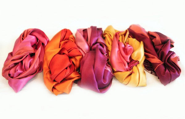 A Pashmina is the ultimate luxury accessory