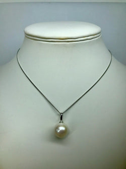 ROUND PEARL DROP