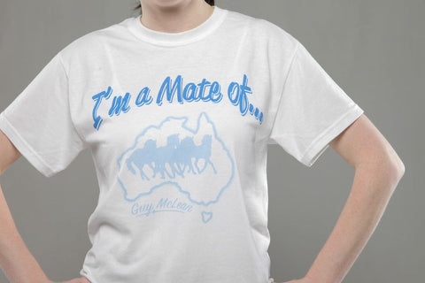 Youth Size I'm A Mate Tee