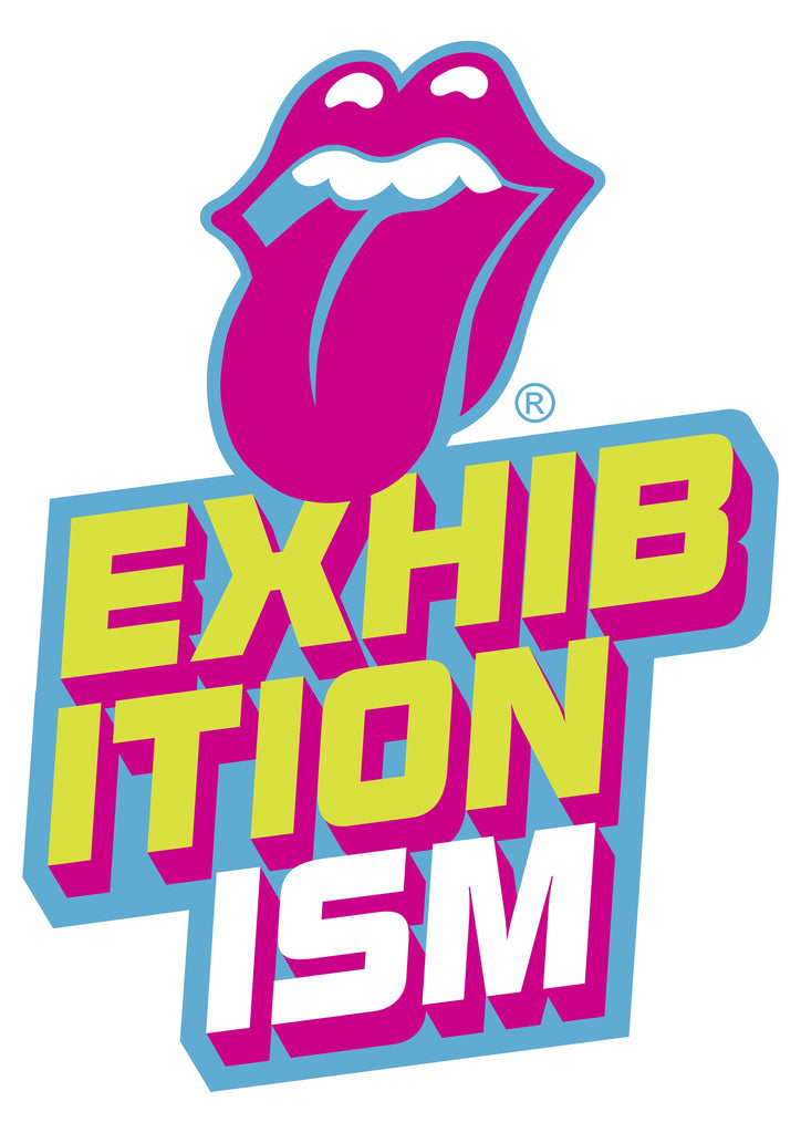 Davida Rolling Stones Exhibitionism Helmets Saatchi Gallery London April 5th - September 2016