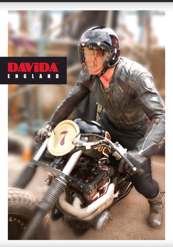 New Davida UK Ltd Catalogue August 2018
