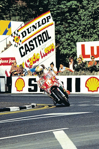 Mike Hailwood TT comeback 1978