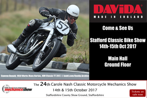 stafford classic bike show october 2017