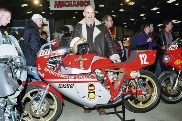 Swallows Fly In To 2017 Classic TT To Create IOM History