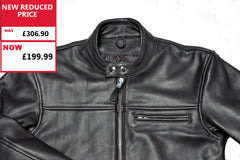 davida mens leather jacket virtual stand show prices sale