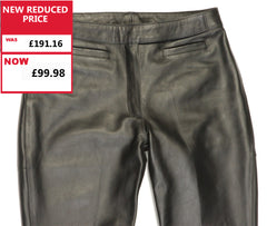 womens leather jeans virtual stand show prices sale