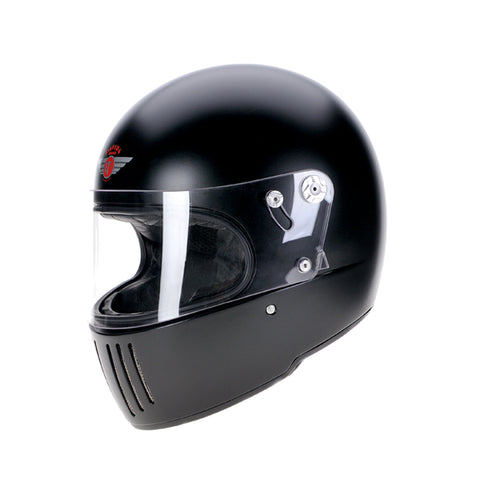 94105 - Matt-Black-Davida-Full-Face-Koura-Motorcycle-Helmet