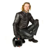 Davida Leather Jacket - Men's