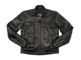 Davida Leather Jacket - Men's - Davida Motorcycle helmets - 1