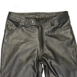 Davida Leather Jeans - Men's