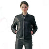 Davida-Black-Leather-Motorcycle-Riding-Jacket-Womens-Ladies-5