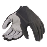 Davida Lightweight Metropolitan Glove  - Grey Suedette Palm / Clear Grip