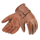 Davida Glove -  Brown Leather Shorty