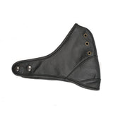 Davida Black Leather Face Mask Classic Mk 2