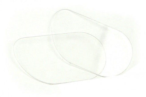 Halcyon Goggle Replacement Curved  Lens - Davida Motorcycle helmets