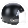 Davida Punk Motorcycle Visors open face helmets clear