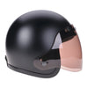 Davida Punk Motorcycle Visors open face helmets smoke tint clear road legal