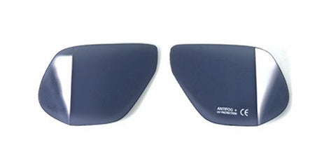 Nannini Custom Goggles Replacement Lens - Davida Motorcycle helmets - 1