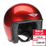 Jet Helmet - Cosmic Candy Red