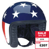 Jet Helmet - Stars and Stripes