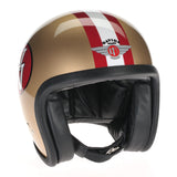 90027 - Wheels and Waves WWERS 2016 Davida Speedster Helmet - Davida Motorcycle helmets - 1