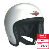 Speedster Helmet - White