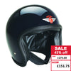 Speedster Helmet - Gloss Black