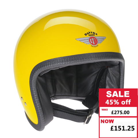 Speedster Helmet - Yellow
