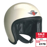 Speedster Helmet - Cream