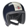 Speedster Helmet - Navy and Cream