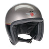 90401 - Heritage Gold Black Red Gold Ps Davida Speedster Helmet - Davida Motorcycle helmets - 1