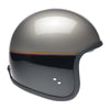 90401 - Heritage Gold Black Red Gold Ps Davida Speedster Helmet - Davida Motorcycle helmets - 3