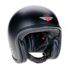 93105-matt-black-speedster-v3-motorcycle-helmet-DOT-ECER2205-open-face-low-profile