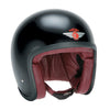 ROX Blood Red Leather Complete Liner Kit for Davida Speedster V3