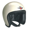 Ninety 2 Helmet - Cream, ZNut Brown Leather